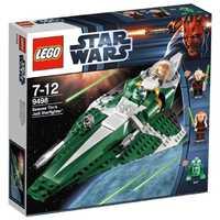 LEGO Star Wars 9498 Звездный истребитель джедая Саези Тиина