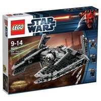 "LEGO Star Wars 9500 Ситхский перехватчик класса ""Фурия"""